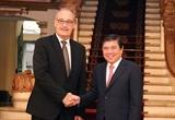 Ho Chi Minh-Ville renforce sa coopération avec la Suisse