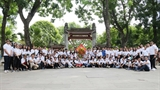 Trại hè Việt Nam 2019 thăm quê hương Bác