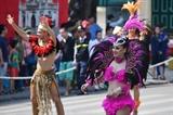 Уличный карнавал по случаю 20-летия со дня присвоения Ханою ЮНЕСКО звания Город за мир