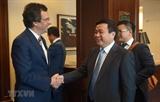 Le Vietnam et les États-Unis renforcent leur partenariat intégral