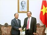 Вьетнам и Лаос укрепляют сотрудничество в судебной области