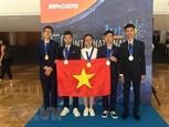 베트남 제 50 회 국제 물리 올림피아드에서 4 위
