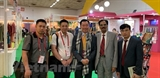 Vietnamese firms join India International Silk Fair