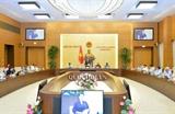 В Ханое завершилось 35-е заседание Постоянного комитета Нацсобрания