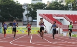 HCMC Intl Track and Field Vietnam Open 2019 begins