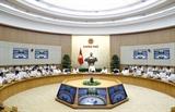 Thủ tướng chủ trì buổi làm việc của Thường trực Chính phủ với Ủy ban Quản lý vốn Nhà nước tại doanh nghiệp