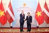 Вьетнам и Латвия активизируют сотрудничество в области экономики торговли и инвестиций