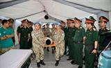 Việt Nam nghiên cứu cử thêm lực lượng dân sự tại các phái bộ gìn giữ hòa bình Liên hợp quốc
