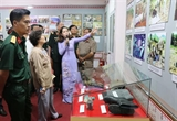Exhibition on Agent Orange pains opens in Gia Lai
