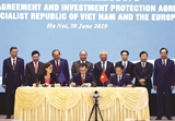 EU·베트남 무역·투자협정에 태국은 전전긍긍