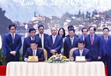 Thủ tướng Nguyễn Xuân Phúc dự Hội nghị xúc tiến đầu tư thương mại và du lịch tỉnh Lào Cai