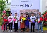 Triển lãm về những công trình văn hóa lịch sử kiến trúc Huế