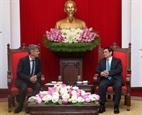 ベトナム・フランス共産党、協力を強化
