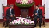Дальнейшее укрепление отношений между Вьетнамом и Францией