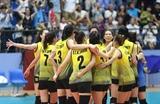 Le Vietnam arrive en 3e au tournoi U23 de volley-ball féminin dAsie - Coupe Dông Luc 2019