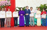 Председатель НСВ приняла участие в церемонии вручения грамот За заслуги перед Отечеством