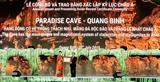 Пещера Тхиендыонг установила рекорд Азии по уникальным сталактитам и сталагмитам