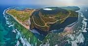 リーソン島、文化と地質の遺産
