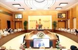 В Ханое открылось 36-е заседание Постоянного комитета Национального собрания