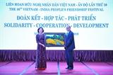 Khai mạc Liên hoan hữu nghị nhân dân Việt Nam - Ấn Độ lần thứ 10