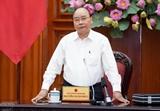 នាយករដ្ឋមន្រ្តី លោក Nguyen Xuan Phuc ធ្វើជាអធិបតីក្នុងកិច្ចប្រជុំអចិន្ត្រៃយ៍របស់រដ្ឋាភិបាលស្តីពីផែនការបែងចែកដើមទុនបម្រុងទុកសម្រាប់គម្រោងជាតិសំខាន់ៗ