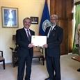 Destaca Gobernador General de Belice avances socioeconómicos de Vietnam