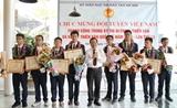 Học sinh Việt Nam giành bảy huy chương Olympic quốc tế Thiên văn học và Vật lý thiên văn 2019