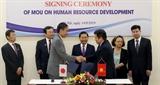 Việt Nam – Nhật Bản hợp tác phát triển nguồn nhân lực