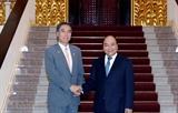 Le Premier ministre reçoit le gouverneur de la préfecture japonaise de Nagano