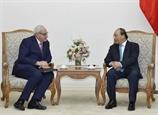 Thủ tướng tiếp Tổng Giám đốc Tổ chức Tài chính Quốc tế
