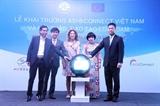 Khai trương dự án AsiConnect tại Việt Nam