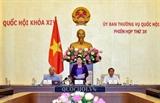 В Ханое завершилось 36-е заседание Постоянного комитета НCВ 14-го созыва
