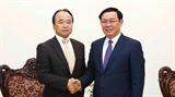 글로벌 상품-서비스 유통체인 소유 해외투자자 베트남에 대한 장기 투자 장려