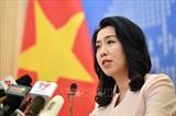 Exige Vietnam a China retirar barcos de sus aguas