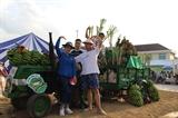 Khai mạc Lễ hội trái cây Khánh Sơn lần thứ I