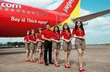 Vietjet classée parmi les 50 premières entreprises au Vietnam