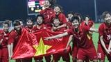 Football féminin : le Vietnam écrase le Cambodge lors du championnat de lAFF