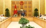 Thủ tướng gặp mặt đoàn đại biểu Ban Liên lạc cán bộ Công an chi viện chiến trường miền Nam