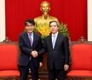 ベトナムとILOとの協力関係を促進