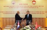 Reitera Vietnam apoyo a lucha de Cuba contra bloqueo económico