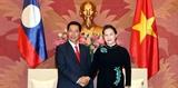 Укрепляется сотрудничество между Вьетнамом и Лаосом