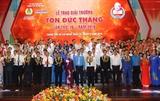 Lễ vinh danh 10 kỹ sư công nhân xuất sắc