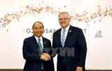 Visita del premier australiano a Vietnam contribuirá a promover nexos bilaterales
