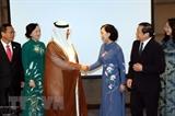 Чыонг Тхи Май во главе делегации КПВ посетила Катар с рабочим визитом