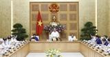 Thủ tướng Nguyễn Xuân Phúc chủ trì họp Tiểu ban Kinh tế - Xã hội