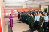 Triển lãm chuyên đề Hành trình vươn tới những ước mơ – 50 năm thực hiện Di chúc của Chủ tịch Hồ Chí Minh