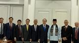 Город Хошимин содействует сотрудничеству в различных областях с индонезийскими партнерами