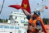 Активизируется распространение Закона о морской полиции Вьетнама