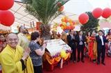 Phật tử tại Séc tổ chức Đại lễ Vu Lan Trai đàn chẩn tế và lễ khởi công xây dựng chùa Vĩnh Nghiêm
