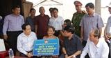 Chủ tịch Ủy ban Trung ương MTTQ Việt Nam thăm đồng bào bị lũ lụt tại Đắk Lắk